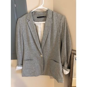 UNIQLO Long Lined Blazer